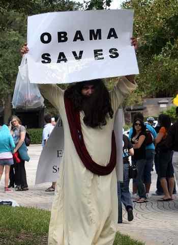 Obama Saves