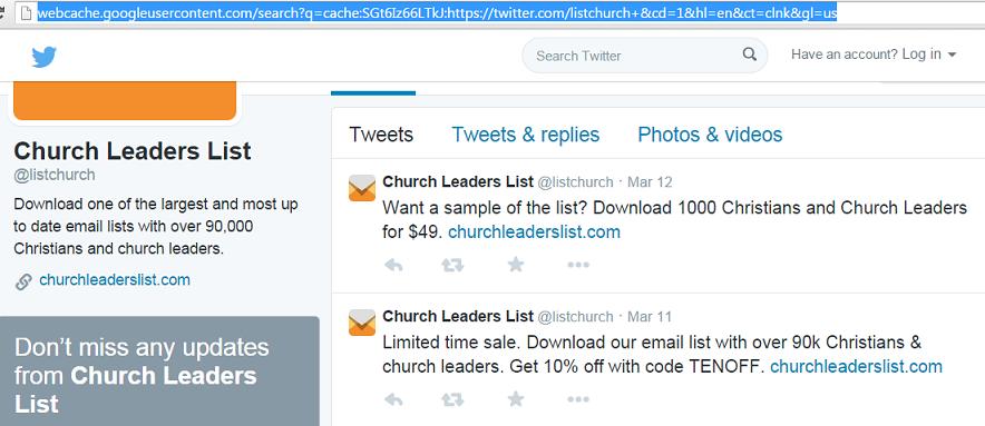 churchleaderslisttwitter