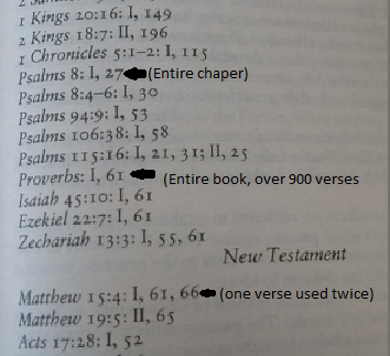 Locke verses example