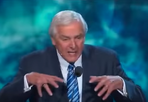 David Jeremiah, Screen capture from YouTube