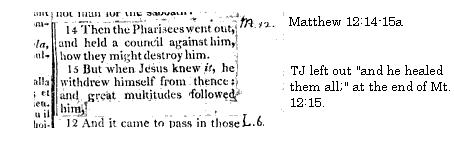 jefferson bible mt 12