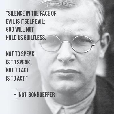 Bonhoeffer Quotes Beauteous The Popular Bonhoeffer Quote That Isn't In Bonhoeffer's Works
