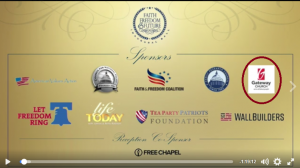 Inaugural Ball sponsors