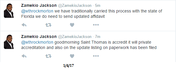 Z Jackson tweets