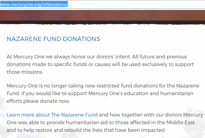 Naz fund donations 3 23 17