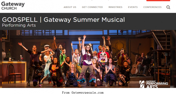 Gateway Church Godspell