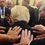 Trump court evangelical pic