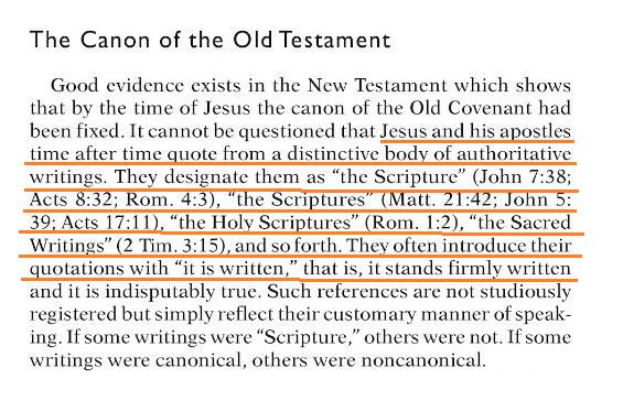 Lightfoot paragraph canon driscoll