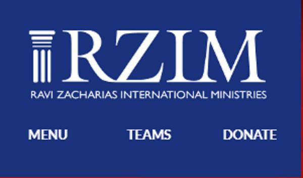 Ravi Zacharias – Warren Throckmorton