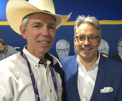 Eric Metaxas Says Katie Hopkins is His Hero