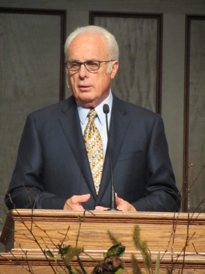 John MacArthur Plans to Hold Church in Defiance of Court Injunction; Keeps Using Wrong COVID-19 Stats