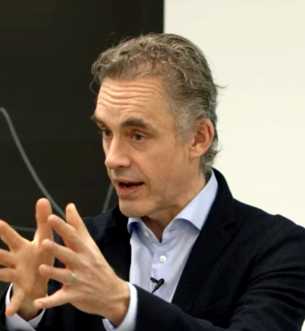 Jordan Peterson Agonizes Over How to Answer a Question About God