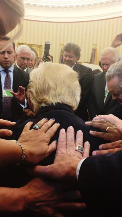 Does Romans 13 Support the Case for Keeping Trump?