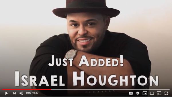 Evangelistic Outreach for Unification Messiah True Mother Moon Adds Israel Houghton