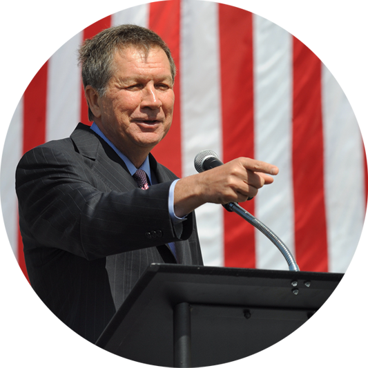 Could John Kasich Lead a Successful Third Party Challenge?