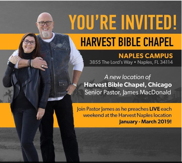 Harvest Bible Chapel Fires Pastor of HBC – Naples (UPDATED)