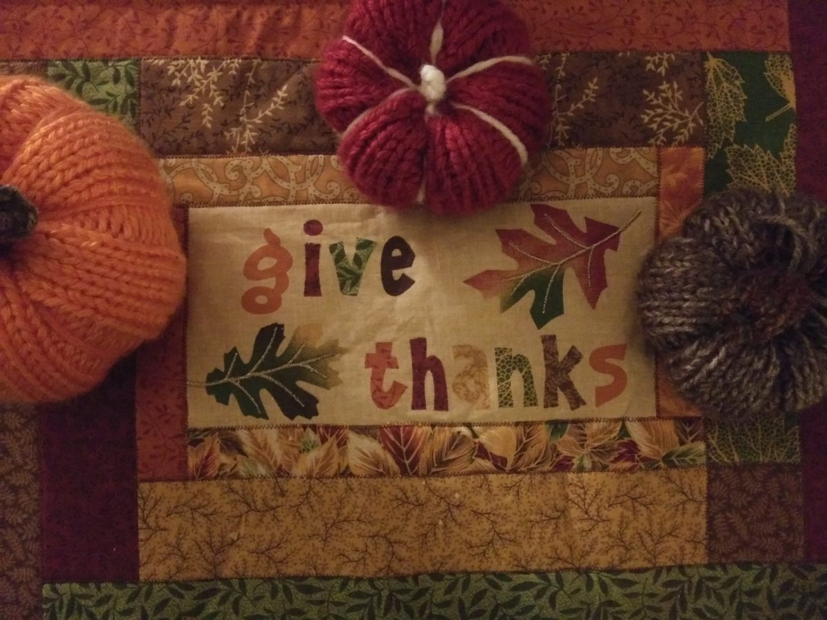 Barry Hankins on America's Perfect Civil Religion Holiday – Thanksgiving 2019