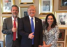 In an Extraordinary Move, Jerry Falwell Takes Back His Resignation and Then Resigns Again(UPDATED)