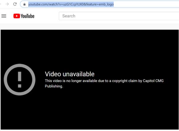 YouTube Removes Eric Metaxas' Biden Parody Video